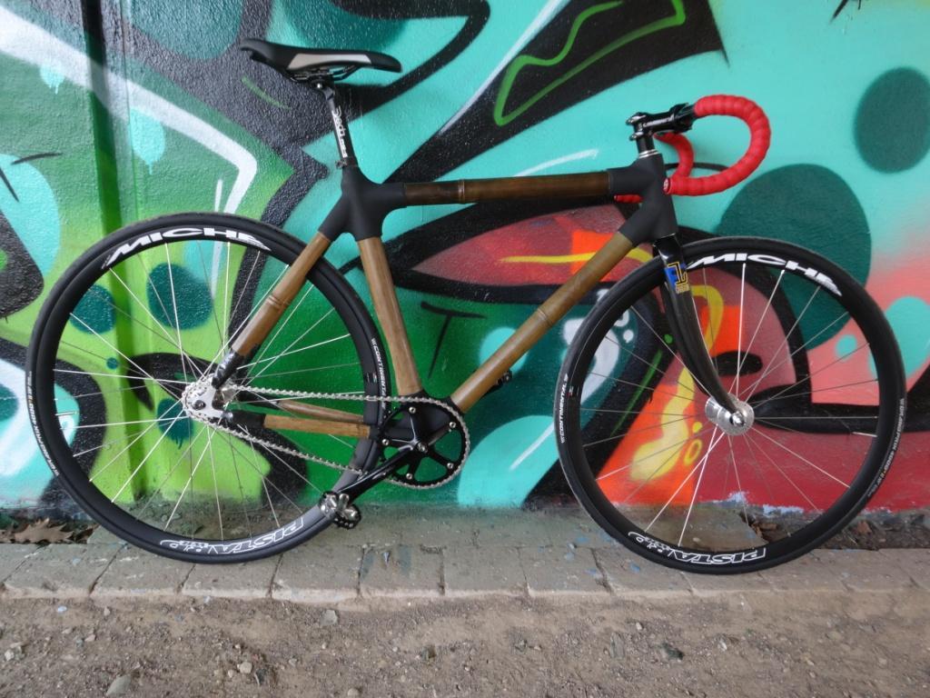 Maßanfertigung – Bambus Fahrrad nach Kundenwunsch – Bambusfahrräder ...