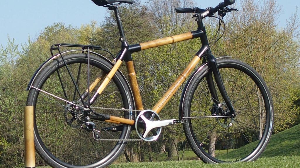 fahrrad aus bambus